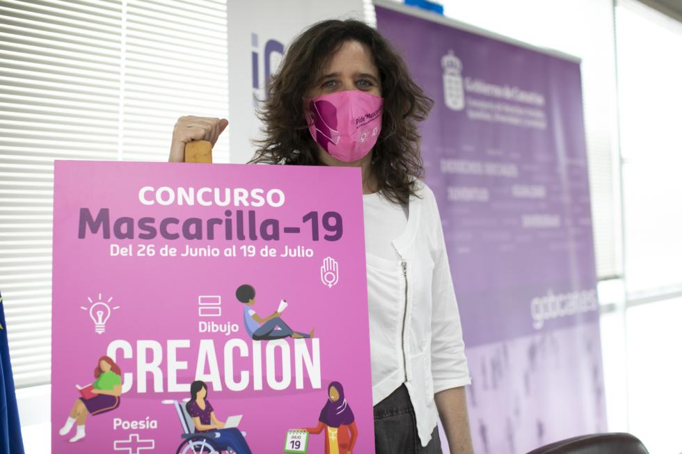 """El ICI convoca el Primer Concurso Artístico-Literario partiendo del recurso """"Mascarilla-19"""""""
