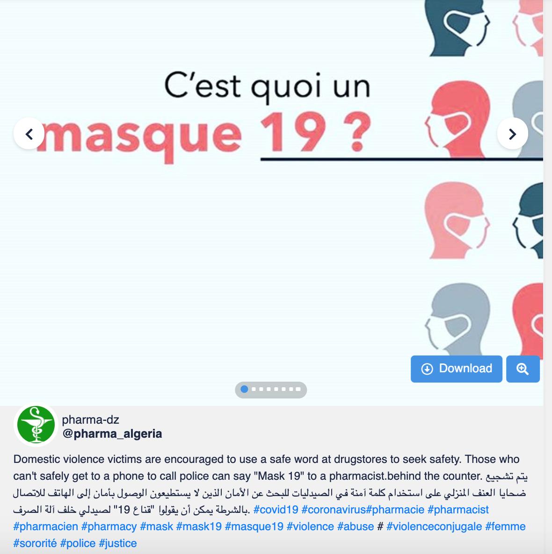 Cartel Algeria
