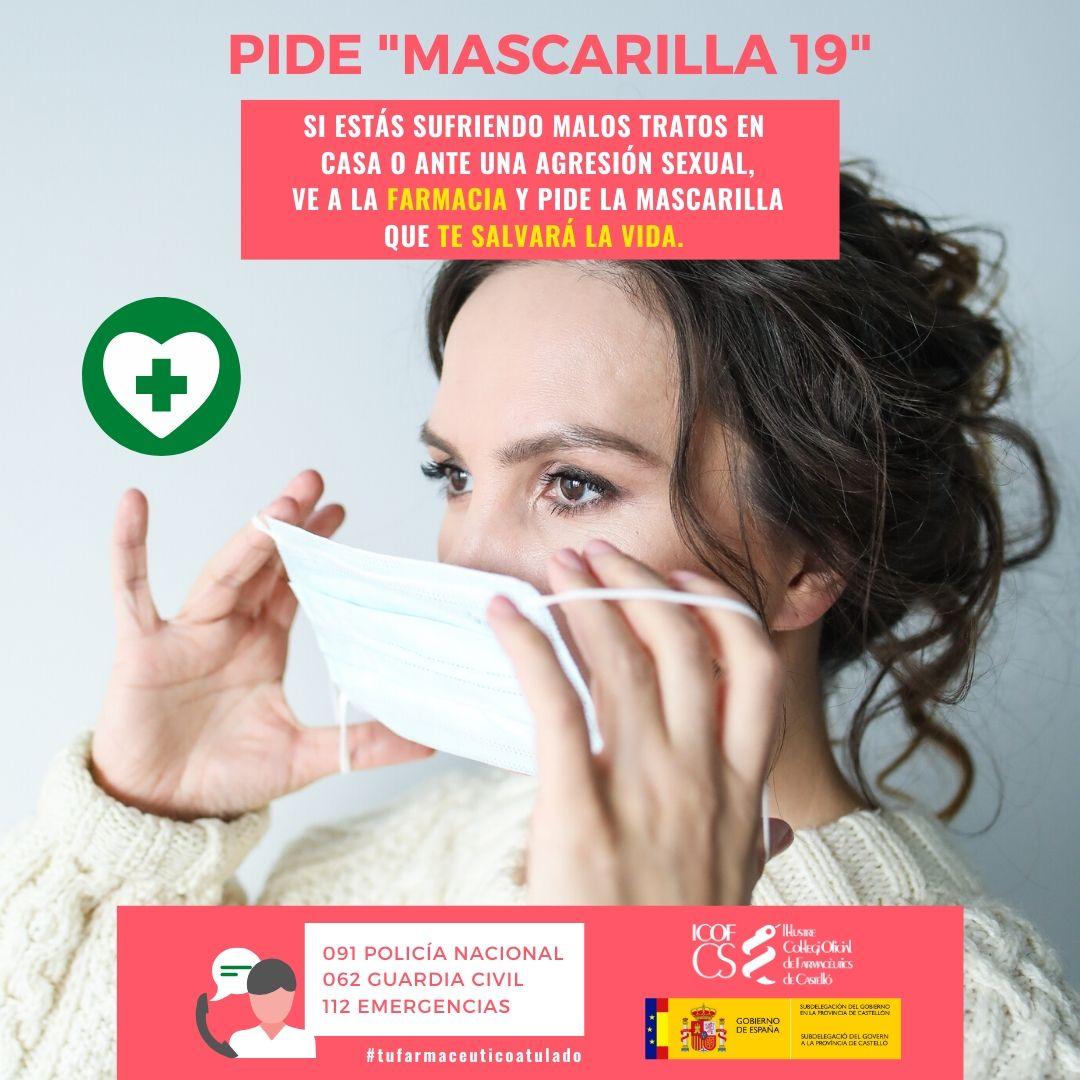 Cartel COF Castellón