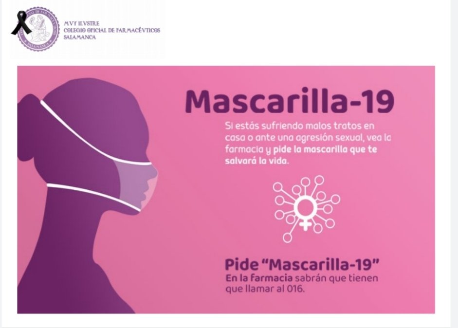 Cartel COF Salamanca