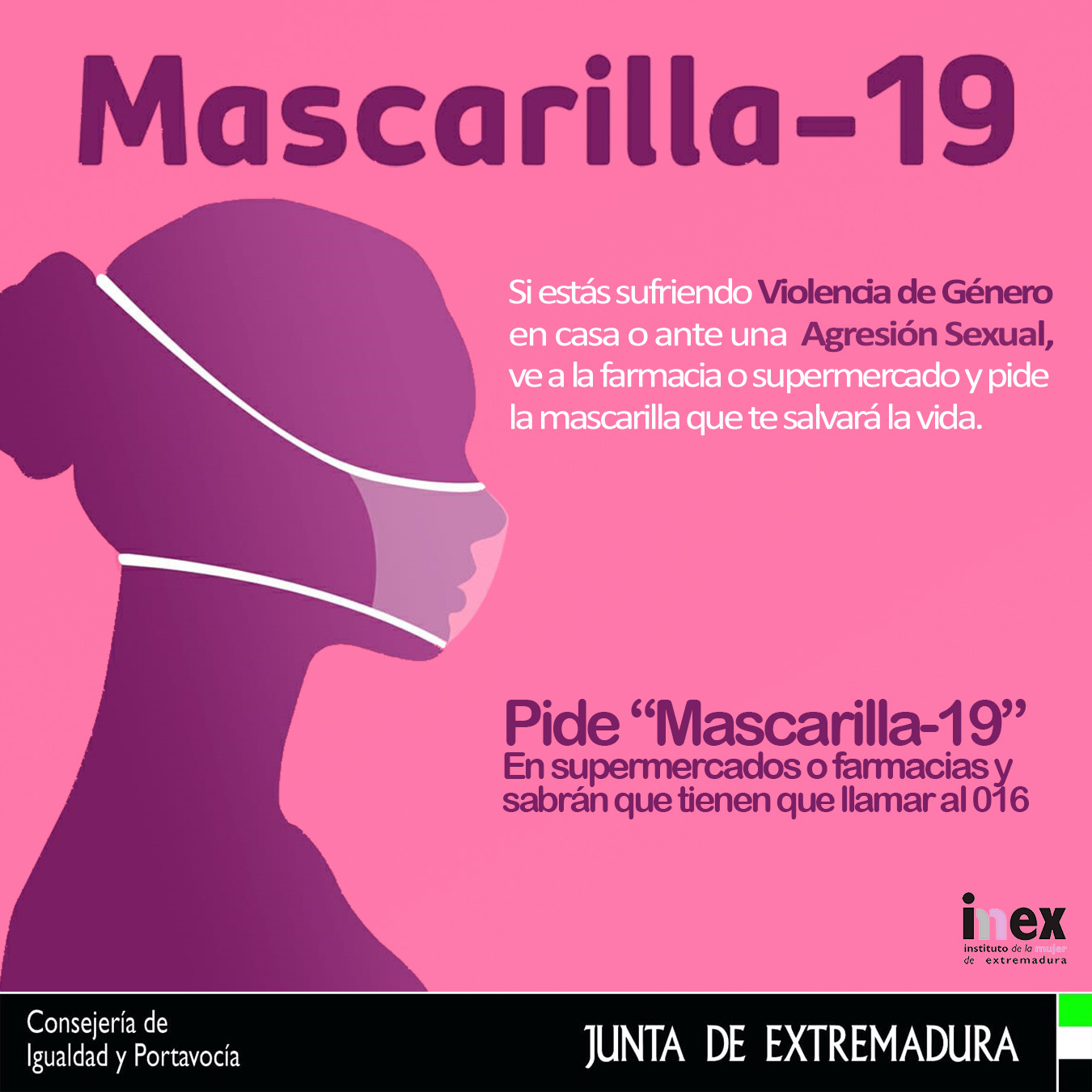 Cartel Extremadura