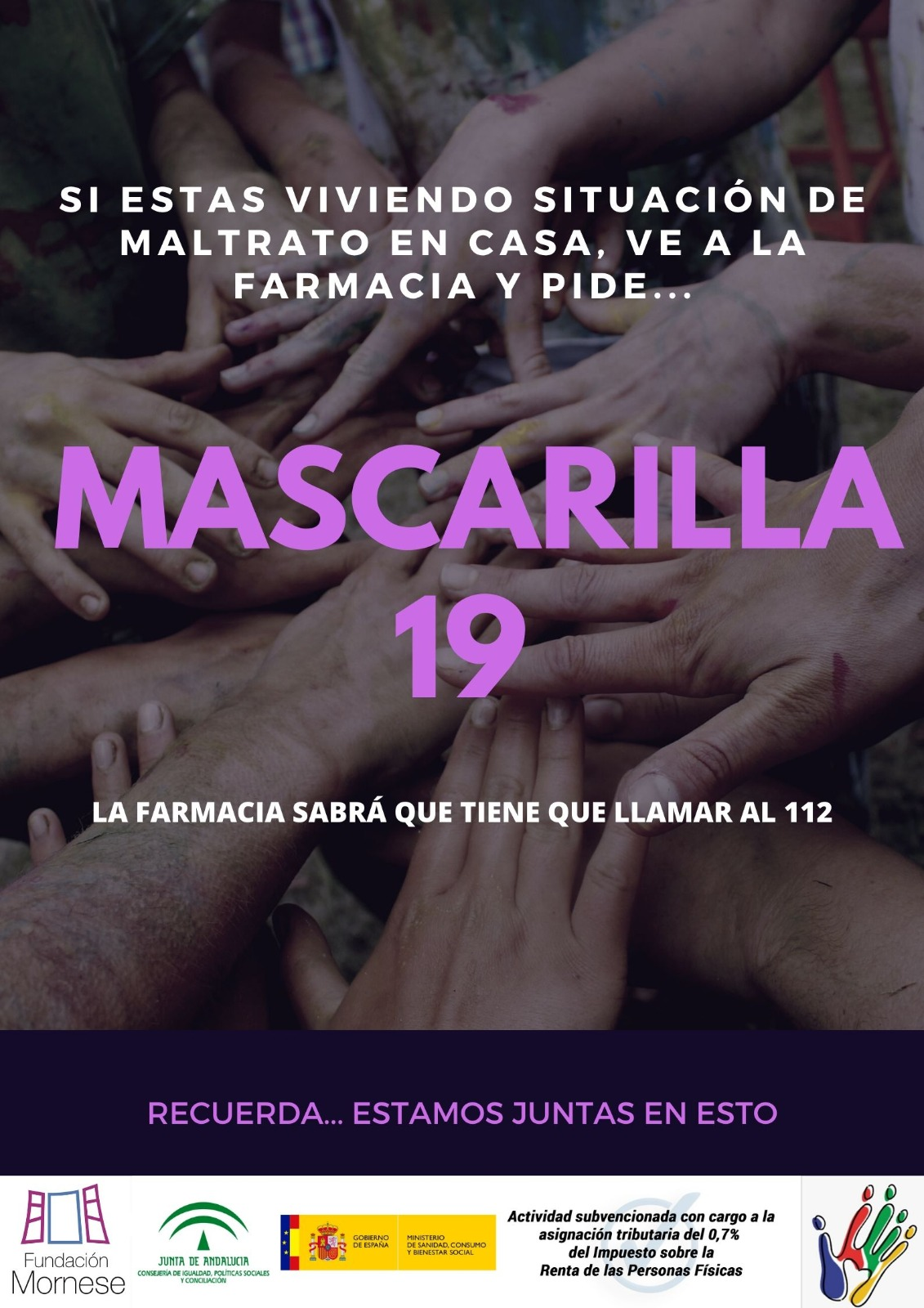 Cartel Fundacion Mornese