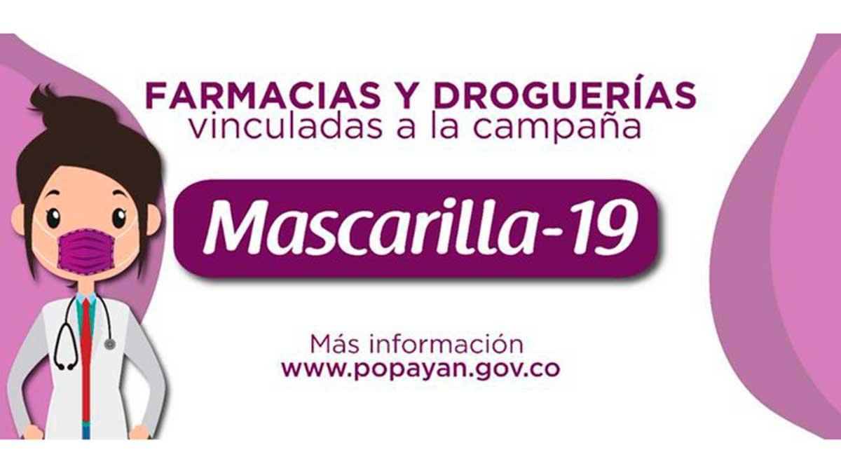Cartel Popayán Colombia